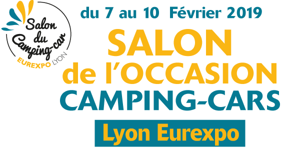 Salon du Camping-car de Lyon Eurexpo