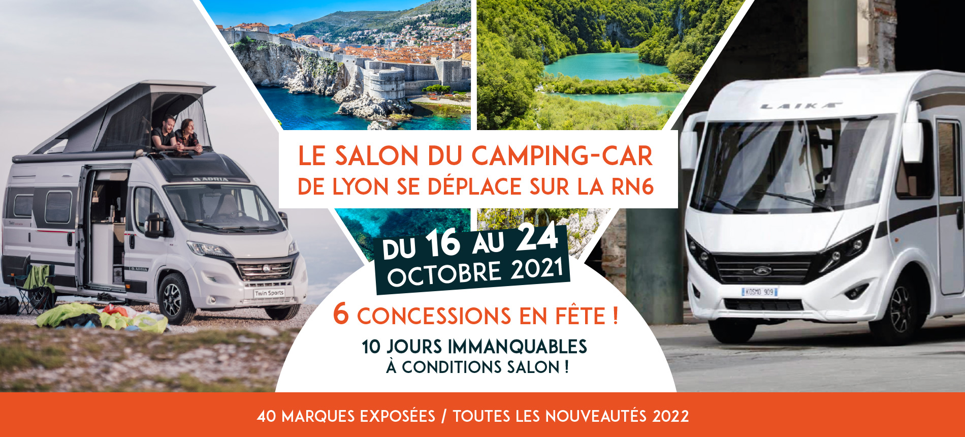 Salon du Camping-car Lyon Eurexpo